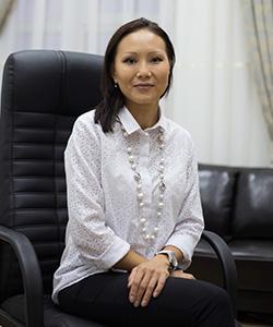 27 Сауле Кемельбаева